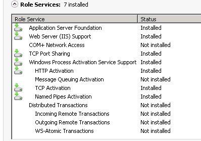 server 2008 roles