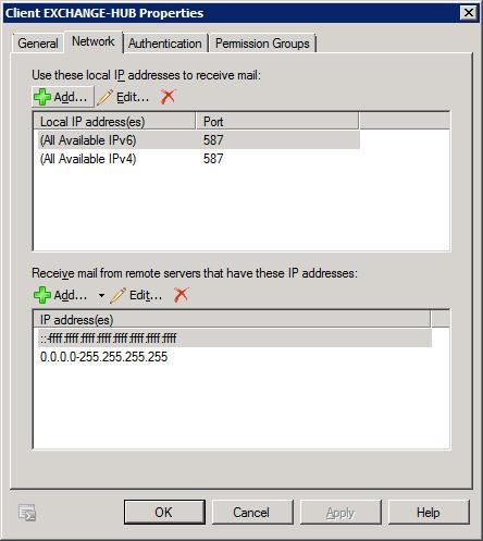Client Exchange Network