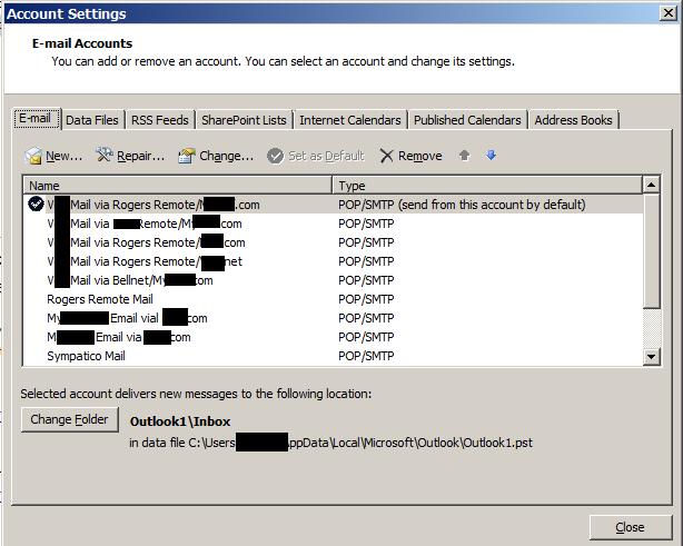 Default Accounts1