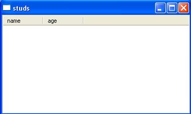 Limit the size of wxListCtrl in wxpython