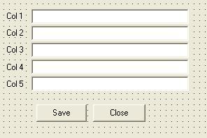 Edit Form
