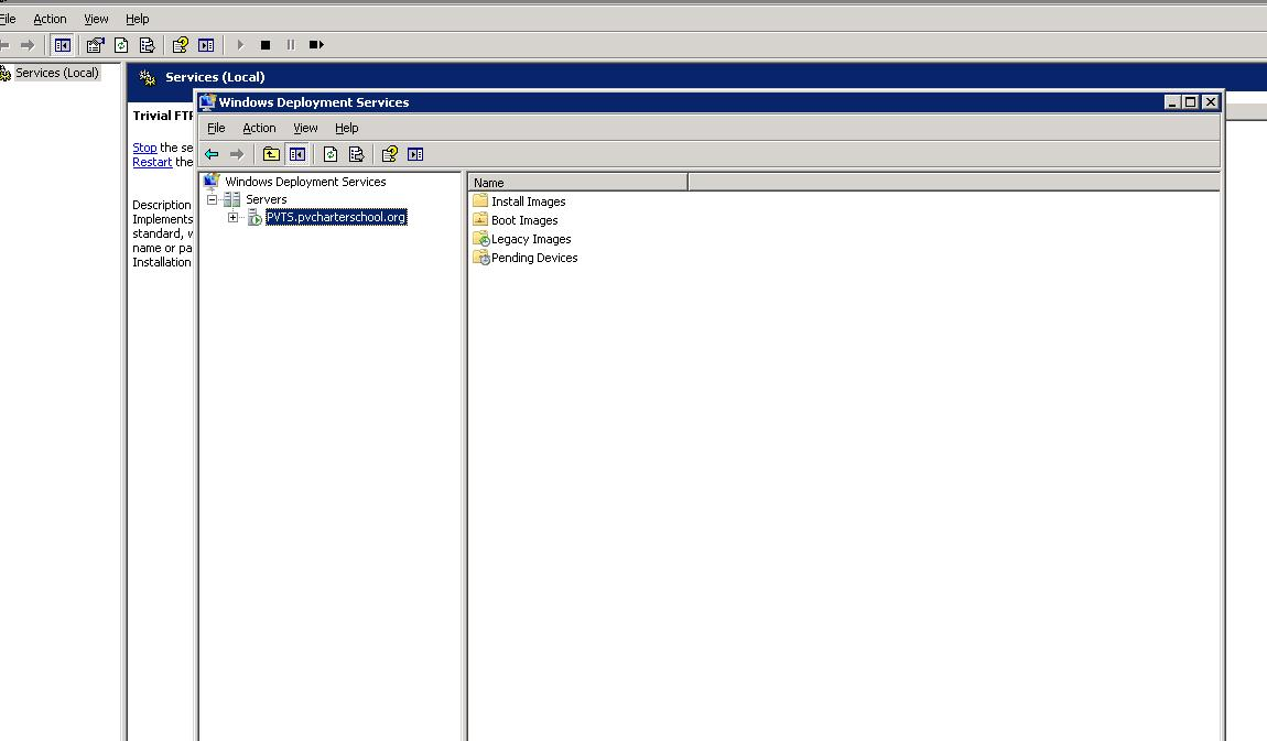 SOLUTION] WDS and MDT vs Ghost Solutions Suite