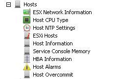 VMware Community Pack Networking Info