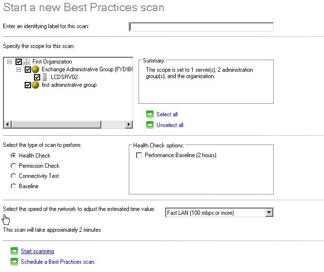 Best Practice Analyszer