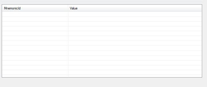 listview at program start, ok