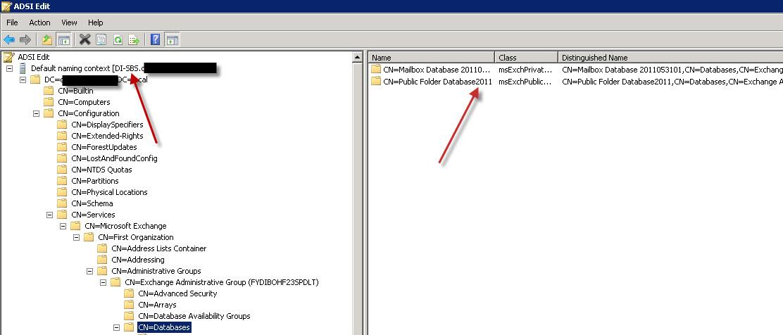 SOLUTION Delete Public Folder Database Exchange 2007