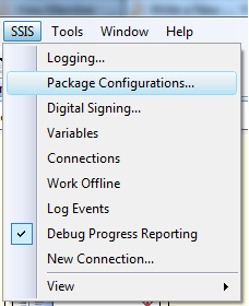 Package Configuration