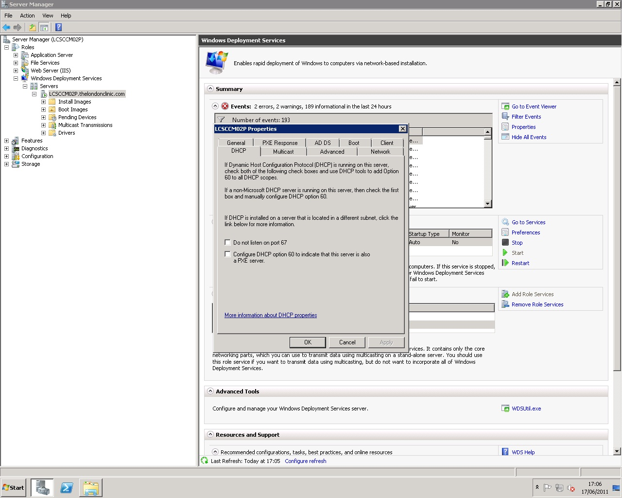 PXE boot With SCCM