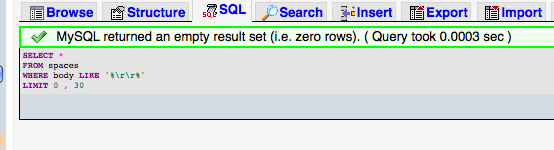 Search results for multiple returns