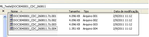 7 zip files