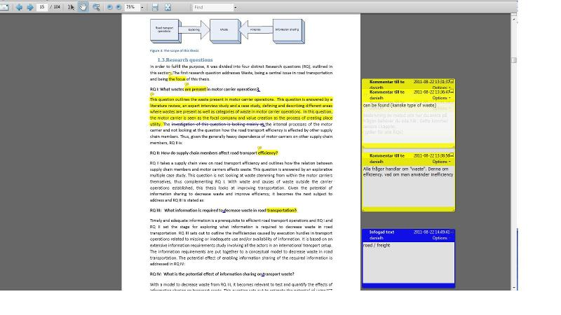 Screenshot pdf file
