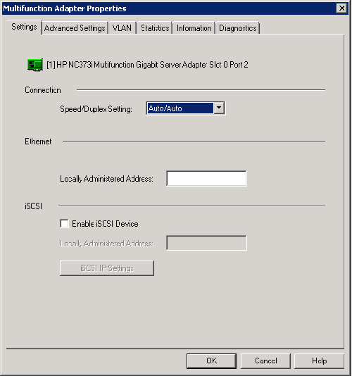 Hp Network Config Utility