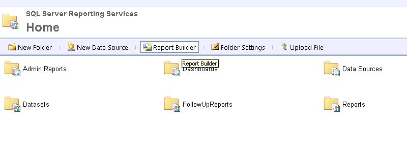 Reprot Server