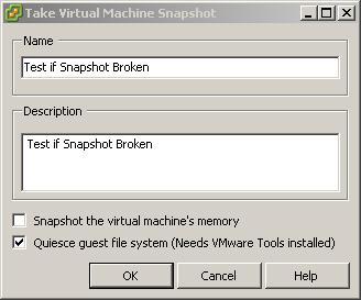 Test-if-Snapshot-Broken