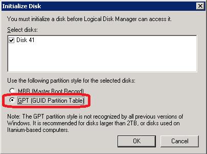 GPT Disk