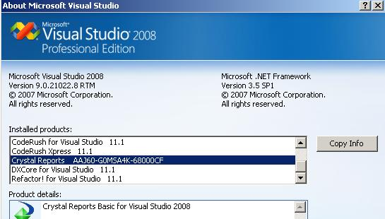 microsoft visual studio 2008 professional edition sp1
