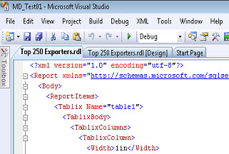 VS2008 View|Code option is different...