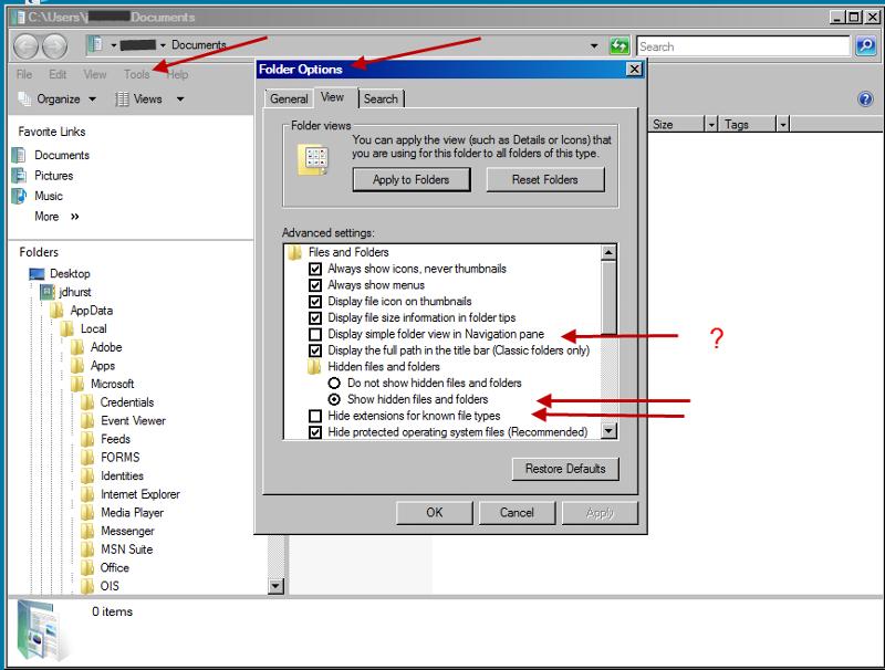 Windows-Vista-Explorer