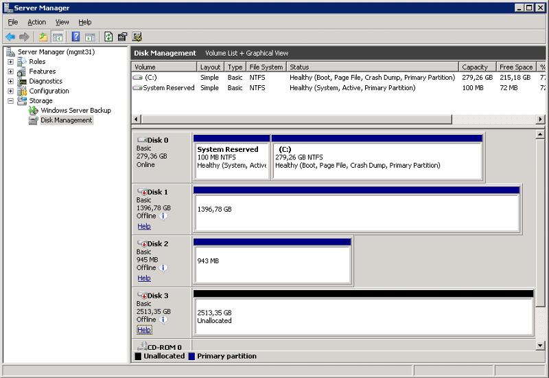 Disk Management (After)