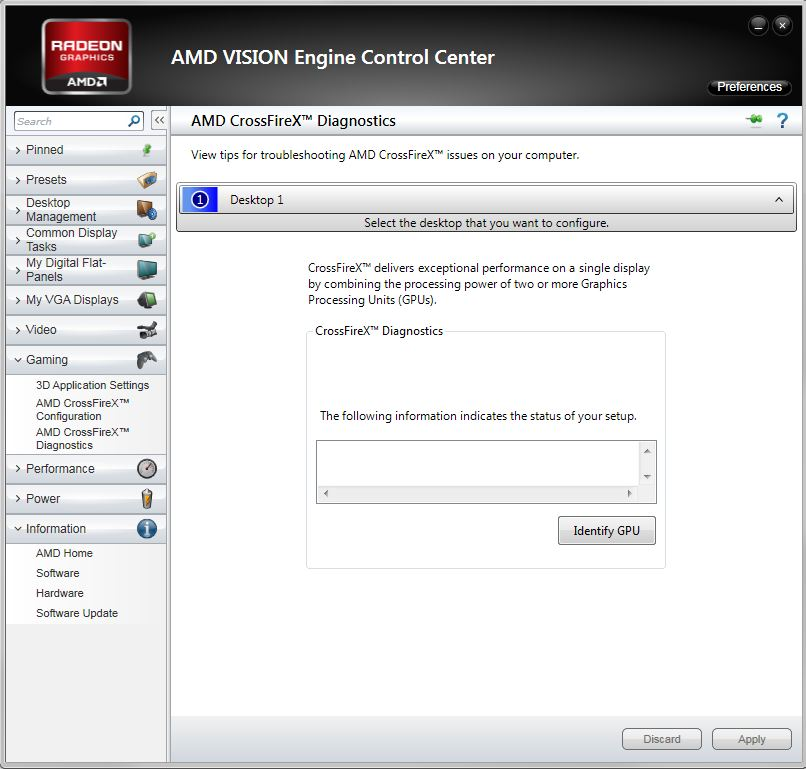 Why can't I enable CrossFireX?
