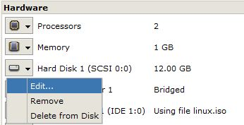 VMWare Virtual HDD Resize - 2