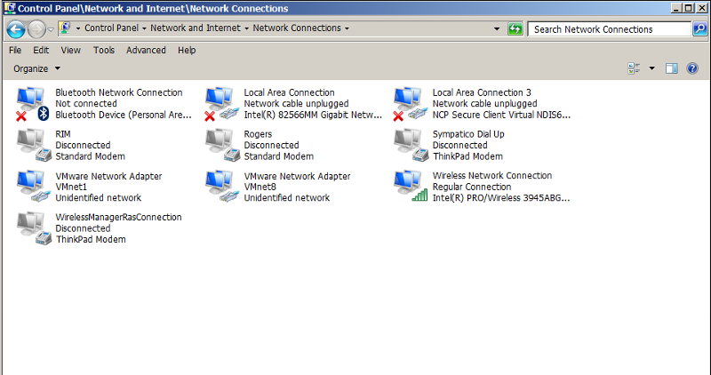 Windows7-NetworkConnections