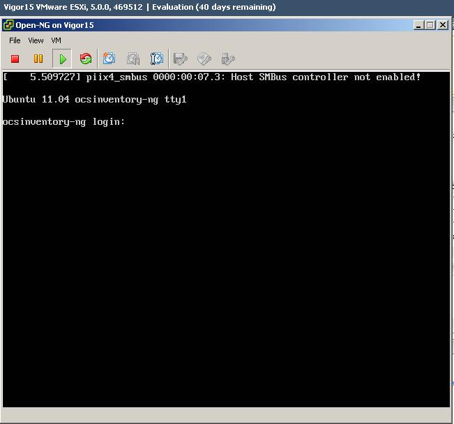 Converted to ESXi 5.0