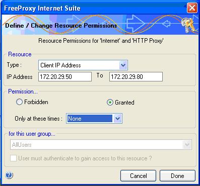 Define Permissions