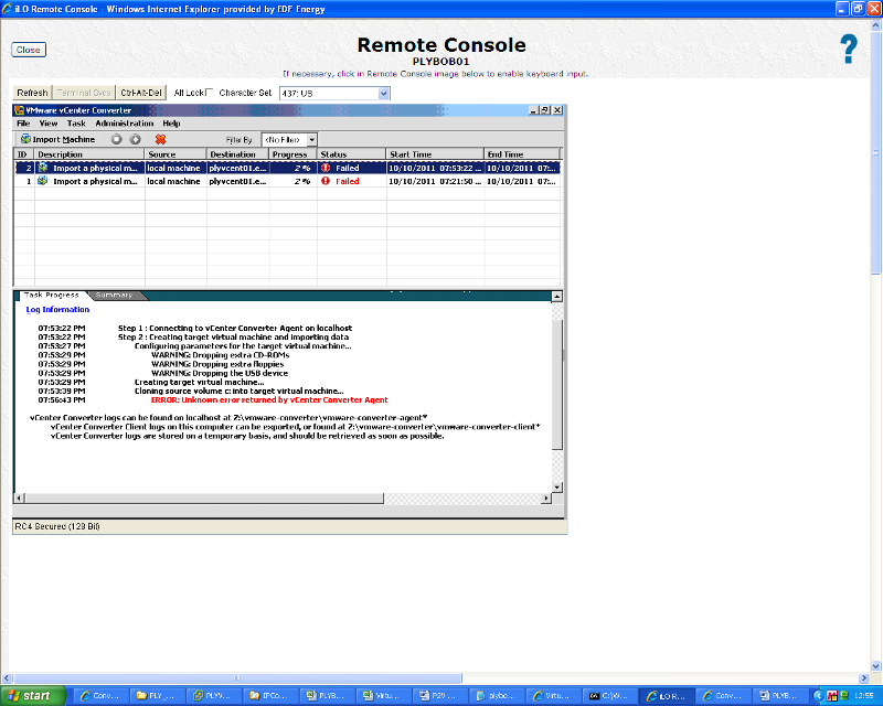 vmware converter error2