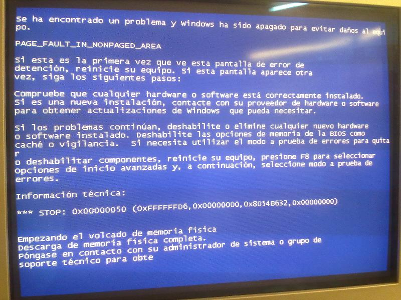 The new BSOD
