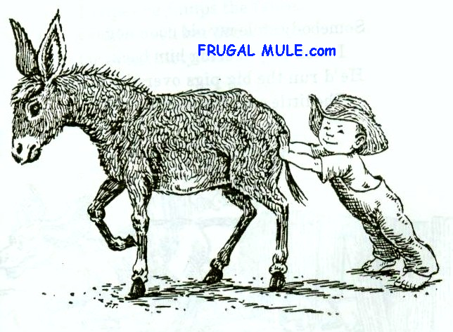 FRUGAL MULE.com