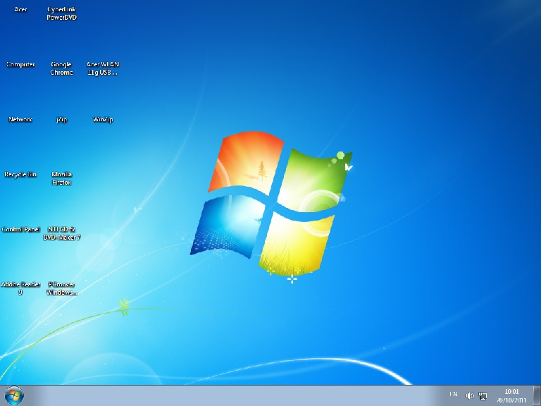 Win7 missing icon images