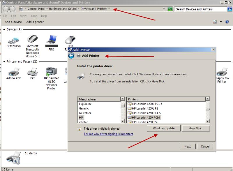 Windows7-Printer-Updates