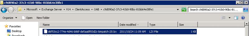 Verify Date Modified