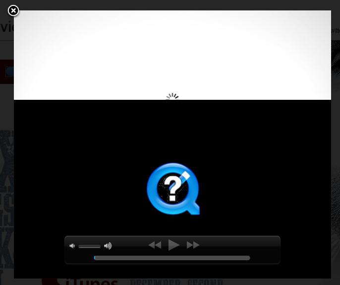 QuickTime Error Message