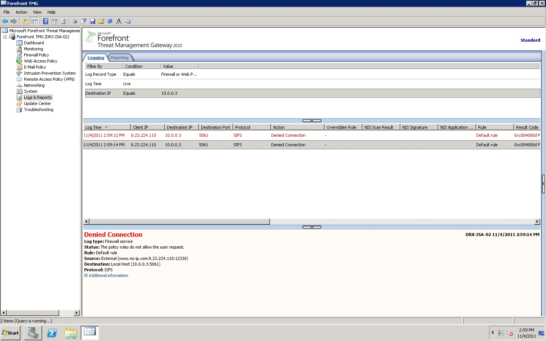 Microsoft Lync 2010 With ASA 5510