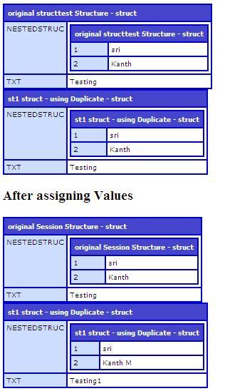 Using Duplicate