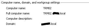 Showing network membership