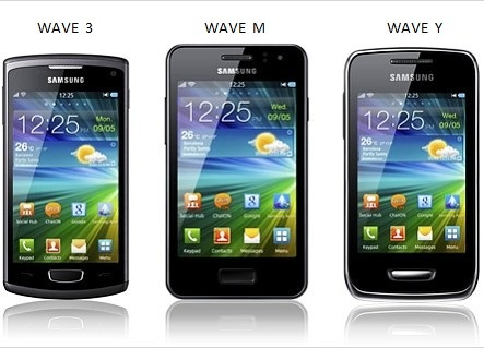 phones with latest bada os .........