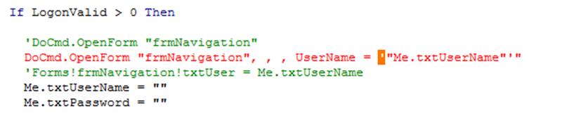 Code Highlighted scrsht