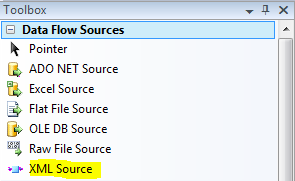 The XML Source component