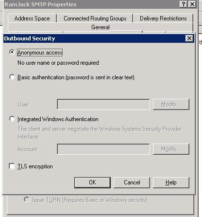 smtp security