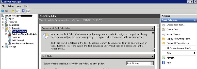 TaskScheduler