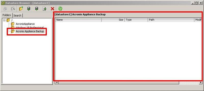 Empry Folder