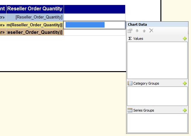 Data Bar: Chart Data