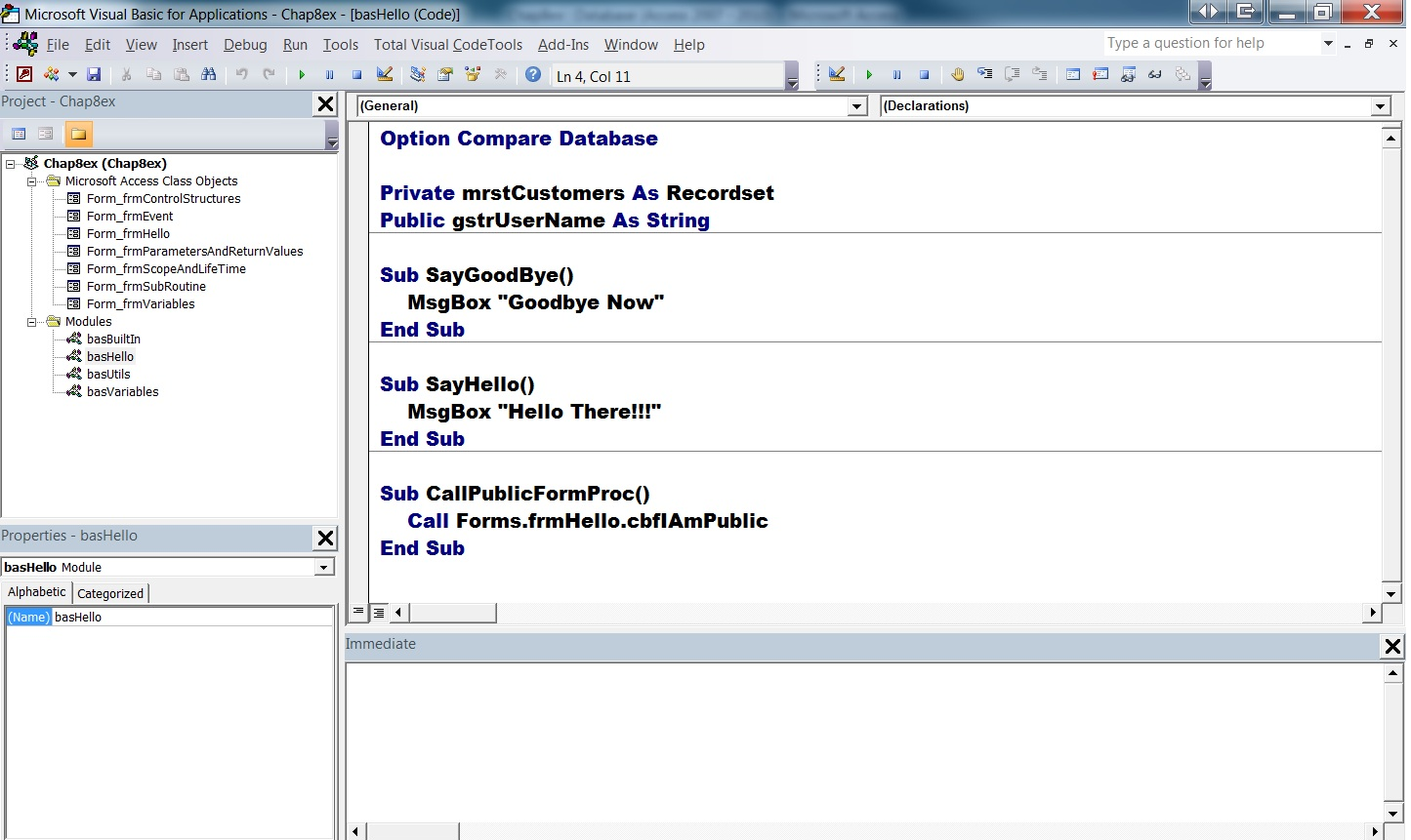 Introduction To Vba Part 1