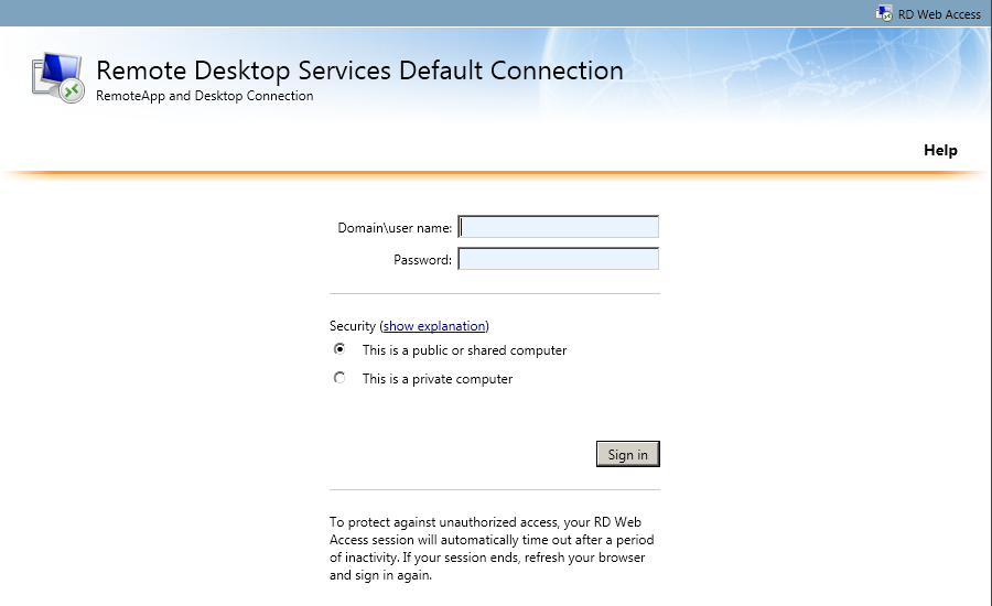 How to install and configure Remote Apps in Remote Desktop Services