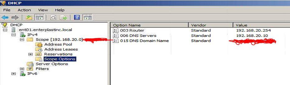 Configuring the Firebox as a DHCP Server - WatchGuard