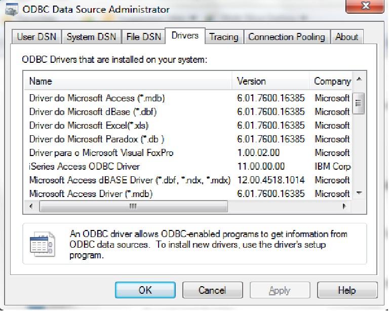 Troubleshooting MySQL ODBC drivers (for ASP)