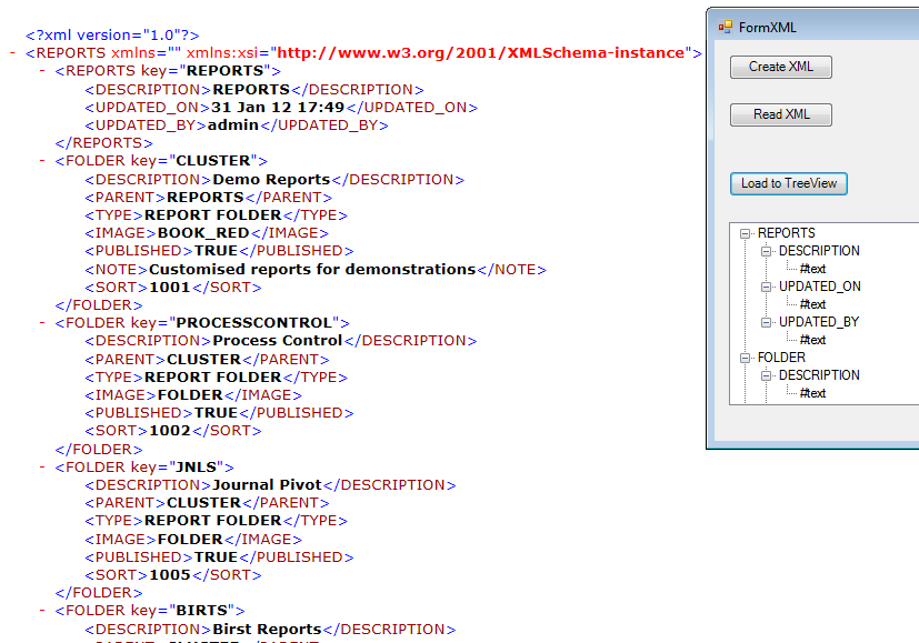 VB net problem populating TreeView from XML file